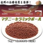 マグニーセラミックボール 200gは煮出し用に、1kg単位はお風呂用にご利用下さい。